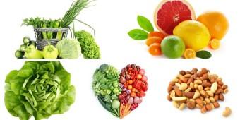 Le verdure sono ancora più importanti durante l'Inverno