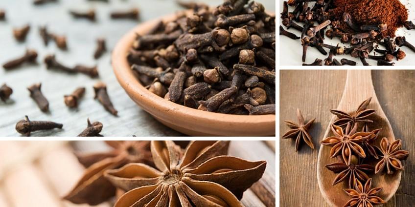 Le 'spezie dell'Inverno' 2: Anice stellato e Chiodi di garofano
