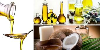 Oli e grassi sani – 1: Uso per friggere e cucinare