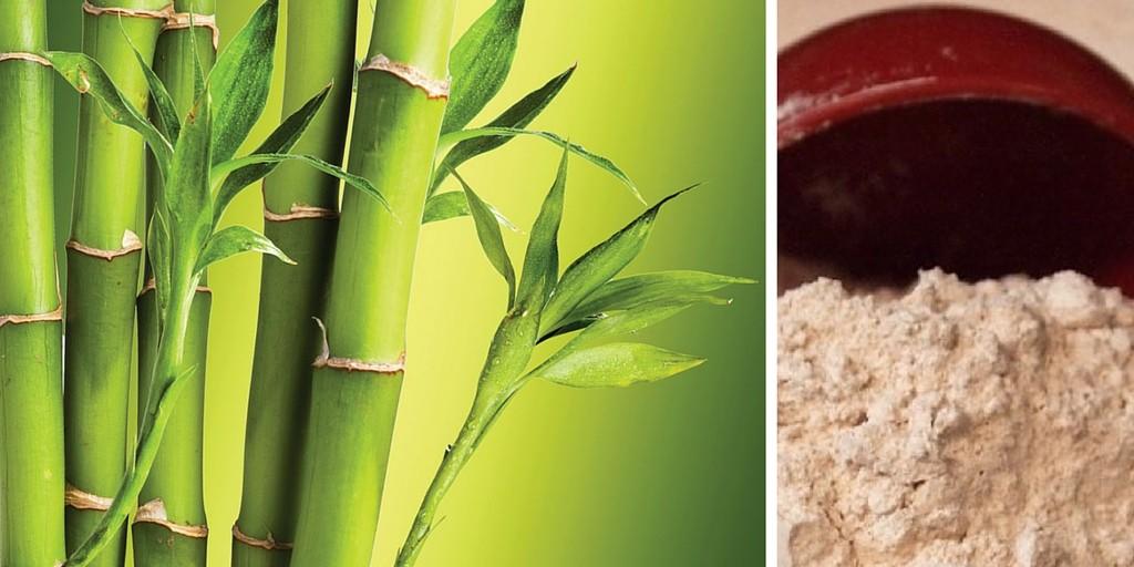 farina di bamboo