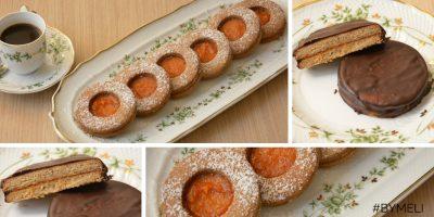 Biscotti Linzer senza glutine
